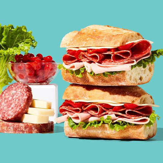 GreenWise Market artisan sandwich